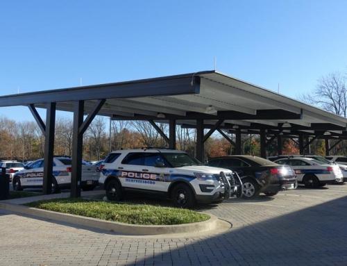 Murfreesboro Police Station